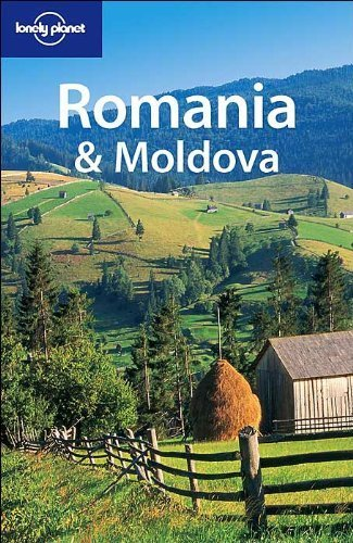 Lonely Planet, Romania and Moldova - Cathryn Kemp