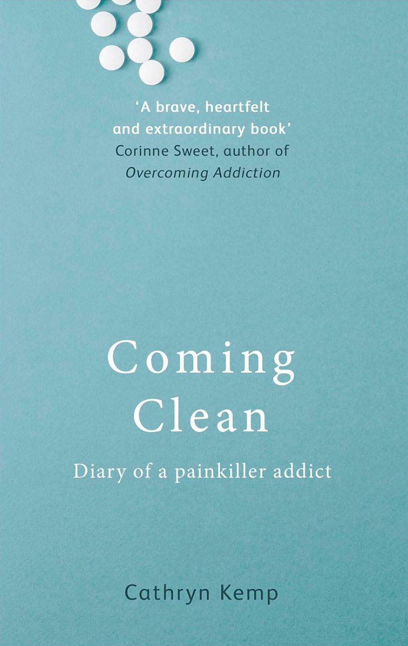 Coming Clean, a memoir by Cathryn Kemp